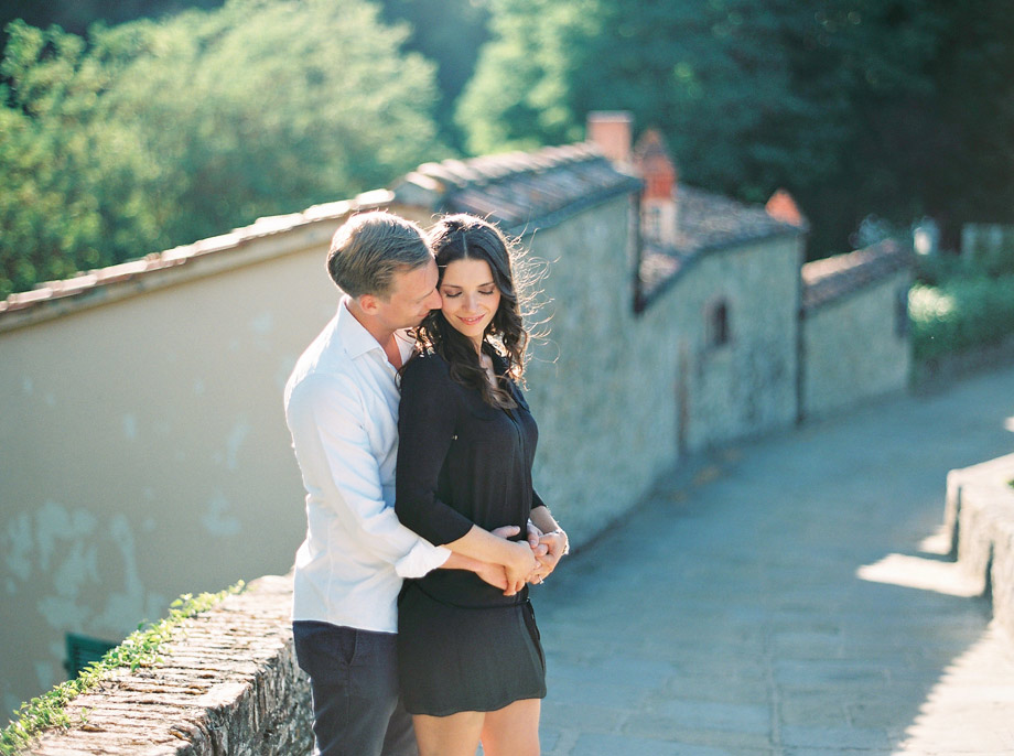 Engagement Session at Il Borro