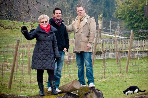Family in Luzern