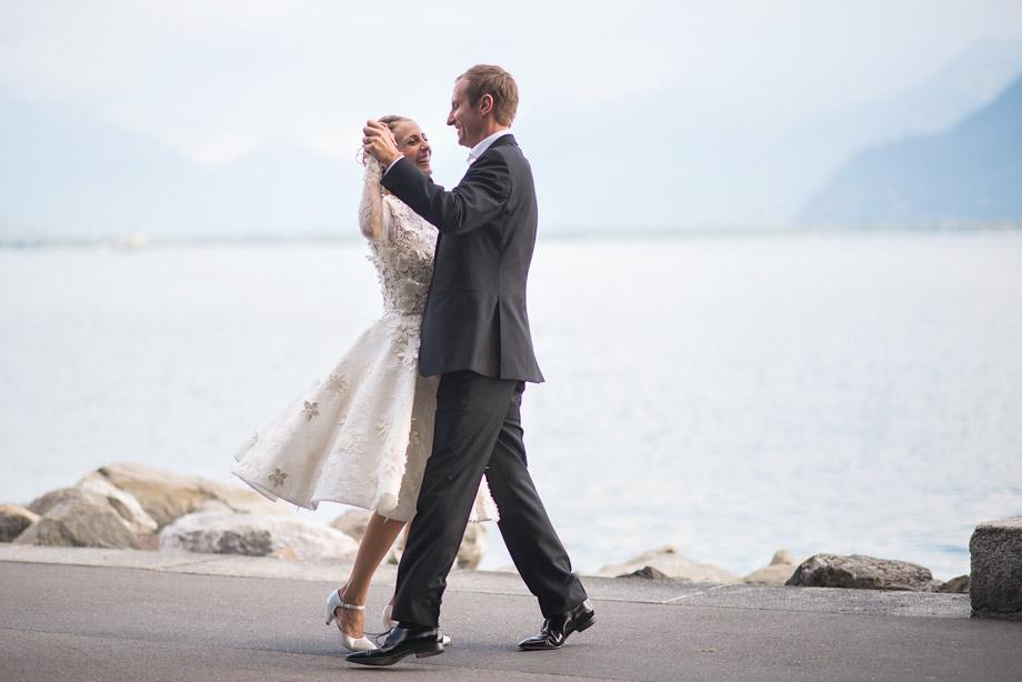 Vevey Lake Wedding