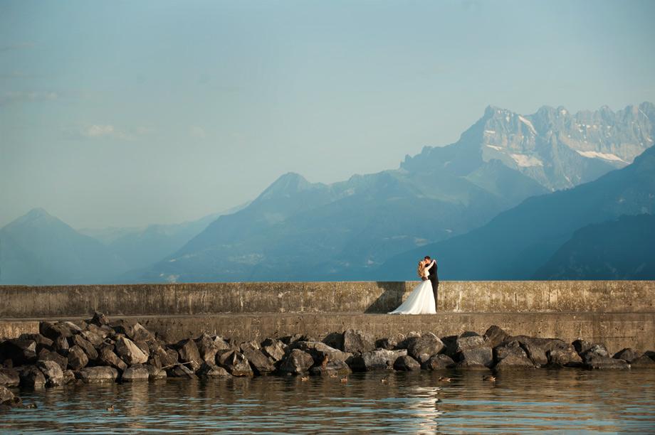 Wedding at Hotel De Lac